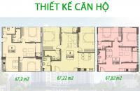 Mua chung cư Long Biên (RICE CITY )chỉ với 640 triệu