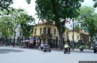 Mặt phố Hàn Thuyên, quận Hai Bà Trưng, nhà to, vỉa hè rộng, mặt tiền lớn, giá cực nhỏ.