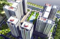 Bán căn góc 03 ban công Đông Nam tòa CT1A xpHOMES, giá 13 triệu/m2. LH: 0961.648.203