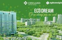 Bán căn hộ chung cư Eco Dream Nguyễn Xiển, 1.26 tỷ, trả góp lãi suất 0%, chiết khấu 5%