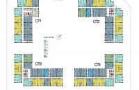 Bán lỗ CHCC Eco Green City, DT 67m2, tầng 16, căn 06, tòa CT1, giá 25tr/m2, LH 0985752065