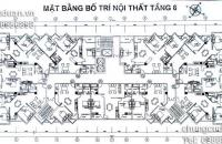 Chinh chủ bán căn hộ tầng trung chung cư 57 Vũ Trọng Phụng, Thanh Xuân