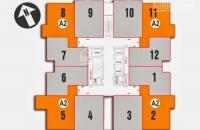Cần bán chung cư CT1 Nam Xa La, căn 1004, DT 80,4m2 giá 12tr/m2, LH 0936338736