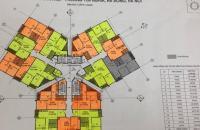 Chính chủ trực tiếp bán CHCC CT3 Yên Nghĩa, căn tầng 912, DT 77,38m2, bán giá 13tr/m2, 0961637026