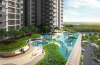 Căn hộ sinh thái cao cấp The Zen Residence 1.6 tỷ, mua Gamuda tậu xế Mazda, 0976269887