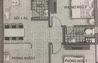 Tuyệt phẩm Hà Đông, căn hộ lô góc view cực đẹp, 70m2, 2PN, 2WC, ở ngay