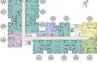 Còn 03 căn đẹp duy nhất của chung cư Valencia Việt Hưng, 1,4 tỷ, LH 0969 187 289