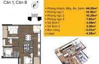 Bán căn hộ chung cư The Sun Mễ Trì, giá chỉ 29tr/m2