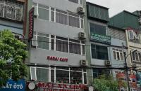 Siêu kinh doanh đắc địa khách sạn spa 7 tầng phố Trần Thái Tông 125m 8m MT nhỉnh 20 tỷ 0985159487