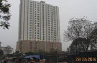 Cần bán căn chung cư Vật tư du lịch South Tower Hoàng Liệt diện tích 50m2 sau bến xe Nước Ngầm. LH 0972015918