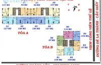 Bán căn hộ CC Hong Kong Tower căn 1501 tòa B, DT 105m2, giá 35.5tr/m2, LH 0981129026