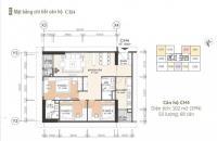 Bán căn 806 – dt 72,1m2 Tòa CT1 chung cư A10 Nam Trung Yên