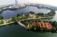 Tây Hồ River View mang không gian xanh vào ngôi nhà của bạn