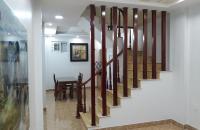 Bán nhà ngõ 266 Đội Cấn,Ba Đình,DT45m2x4tầng,mới,giá chỉ 3,5tỷ.