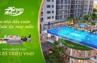 HOT..Chính sách mới nhất chung cư  Green Pearl 378 Minh khai, giá từ 32tr/m2.