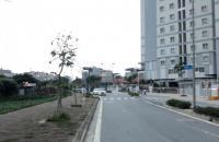 Bán đất mặt phố TĐC X6 Thạch Bàn nằm ngay dưới chân chung cư HIMLAM