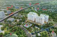 Hà Nội Homeland, nhận đặt chỗ ngay từ bây giờ, 58m2, gần cầu Chui, Long Biên. LH 0969187289