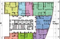 Bán căn hộ Officetel tòa A3, chung cư Ecolife Capitol 36m2- 100m2