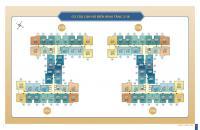 Nhận đặt chỗ căn hộ chỉ từ 1,1 tỷ từ CĐT Hải Phát, vị trí nút giao cầu Chương Dương. LH 0964505058