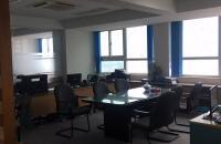 Bán căn hộ văn phòng số 7 Trần Phú tầng cao 222m2 để lại toàn bộ nội thất văn phòng