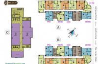 Cần bán căn hộ chung cư CT1 Thạch Bàn, căn 1208A 98.69m2, 15tr/m2, 0982253088