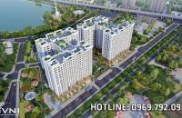 Nhận đặt chỗ thiện chí dự án Hà Nội HomeLand Long Biên,giá từ 19tr/m
