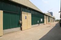Cho thuê nhà xưởng 500m2 tại huyện Hoài Đức HN