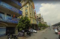 Bán tòa nhà văn phòng 9 tầng thang máy 70m2 mặt phố Nguyễn Xiển. LH 0948421832