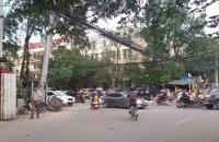 Đất vượng khí sinh tài, quan lộc, mặt phố Linh Lang 95m2, 6 tầng, MT5m, 28 tỷ, kinh doanh