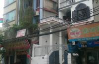 Bán nhà Trần Quốc Hoàn, khu phân lô ô tô vào nhà,khu dân trí cao