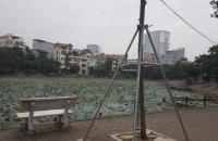 Bán nhà Phương Liệt, oto tránh,ven hồ, DT100mX3T, Giá chỉ 5.9 tỷ.