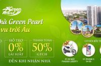 Bán chung cư Green Pearl 378 Minh Khai(cạnh Times City) giá tốt nhất cùng các ưu đãi từ CĐT
