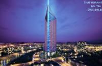 Tháp Doanh nhân, chỉ 300tr sở hữu ngay căn hộ vị trí đắc địa ngay cần Trắng, Hà Đông