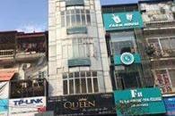 Cho thuê tòa nhà văn phòng tại phố Lê Thanh Nghị giá 9tr/tháng lh 01666.28.4567