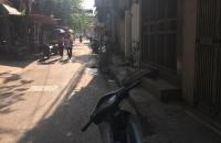 Nhà Phân Lô Tam Trinh Hoàng Mai, 40m2x4T oto qua nhà kinh doanh sầm uất 3 tỷ 95.