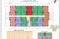 0982253088 (Hằng) bán gấp CHCC Tăng Thiết Giáp, căn 1610, diện tích 69m2, giá 25tr/m2
