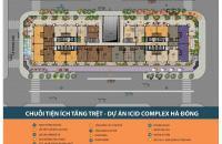 Bán suất ngoại giao căn 01 tầng 10 tòa CT1 chung cư ICID Complex