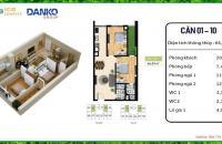 Bán suất ngoại giao căn 01 tầng 15 tòa CT1 chung cư ICID Complex
