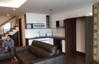 Bán gấp penthouse Golden Land Nguyễn Trãi, DT 269.9m2 2 tầng, ban công ĐN, 27.5tr/m2 full nội thất