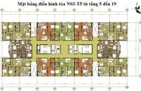 Chính chủ bán cắt lỗ căn hộ 3PN 133m2 khu ngoại giao đoàn LH: 0979572835