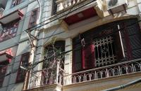 Bán nhà khu dân trí cao Trần Quốc Hoàn, Cầu Giấy 55m2x5T, mặt tiền 6m 0904.665.330