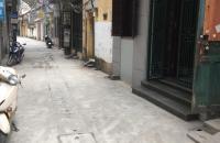 Bán nhà 2 mặt thoáng  Triều Khúc , Thanh Xuân, DT 38m2 4 tầng giá 2.65 tỷ 0866600068