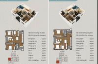 Bán các căn hộ Hồng hà eco city căn tầng đẹp giá hợp lý