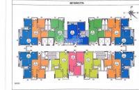 Chính chủ bán căn hộ 59.91m2 view hồ, tòa CT2A TĐC Hoàng Cầu, Đống Đa, Hà Nội