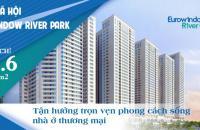 Bán căn hộ cao cấp 65m2, 2PN, 2WC thuộc dự án Eurowindow chỉ 960 tr/căn