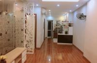 Bán căn hộ 65m2 2PN, 2VS Full nội thất tại tầng 10 tòa CT12 Kim Văn Kim Lũ, cửa Đông Nam