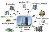 Bán gấp căn hộ 3 PN, 97m2, cùng khu Vinhomes Gadenia, hưởng mọi tiện ích cao cấp