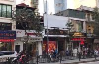 Siêu phẩm cực hiếm mặt phố Tôn Đức Thắng 230tr m2