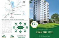 Mở bán dự án chung cư Xuân Mai 11T2 đường Hồ Chí Minh, xã Thuỷ Xuân Tiên, Chương Mỹ