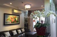 Bán nhanh căn hộ 120m2 tháp A Golden Palace Mễ Trì, full nội thất tự hoàn thiện, giá 31tr/m2